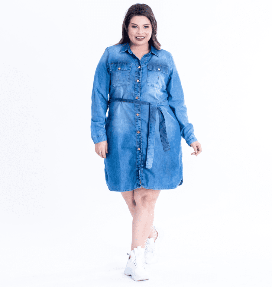 Vestido Jeans 11752