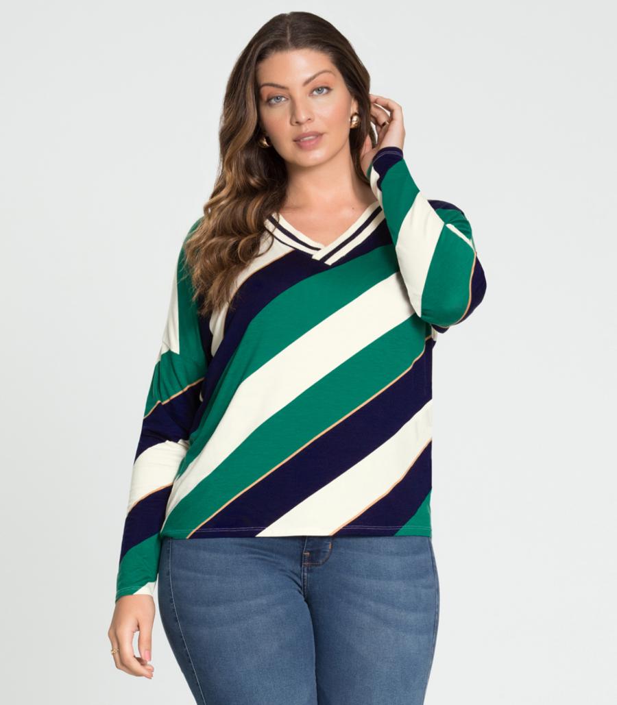 Blusa Plus Size 60184