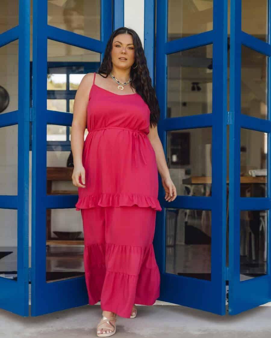 Vestido Longo 900359