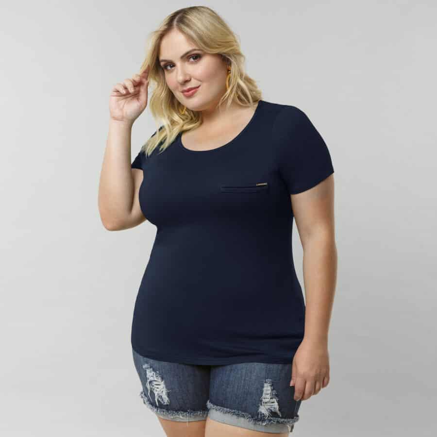 Blusa Plus Size 00335
