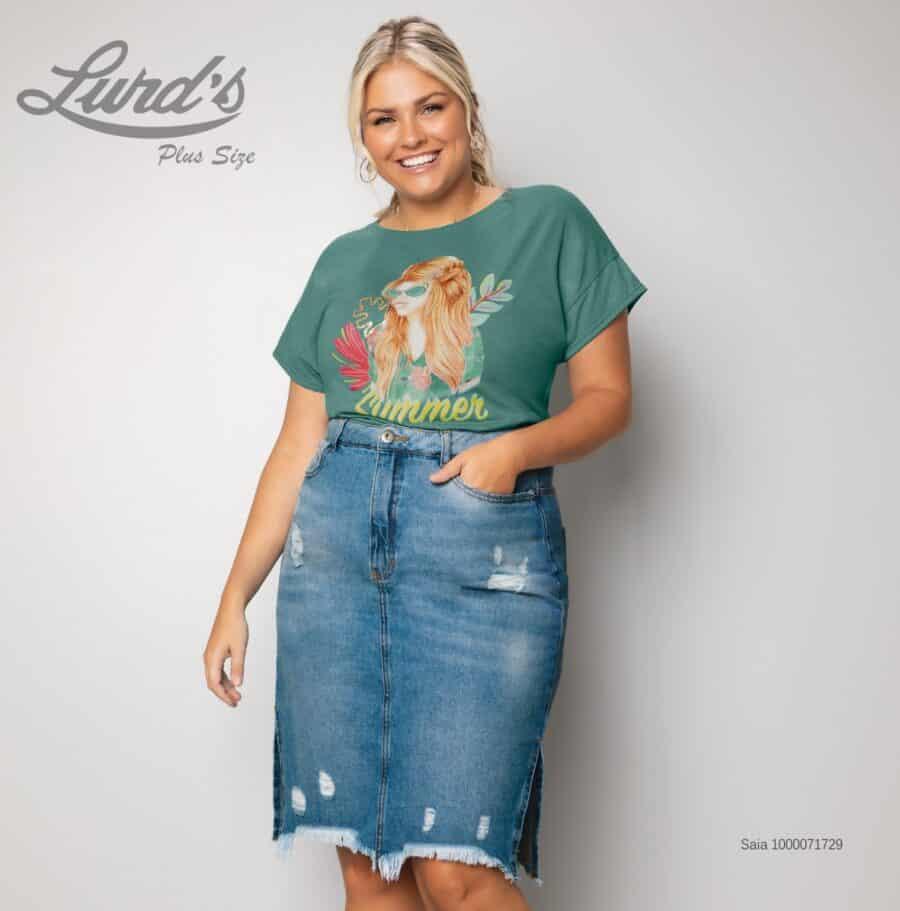 Saia Mid Jeans 71729