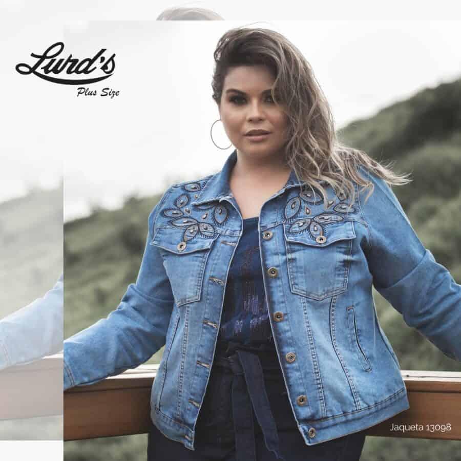 Jaqueta Jeans 13098