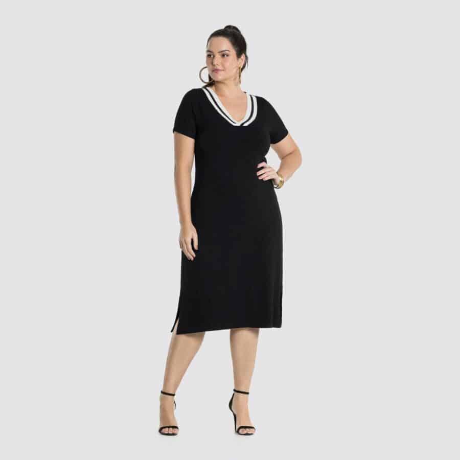 Vestido Plus Size 47126