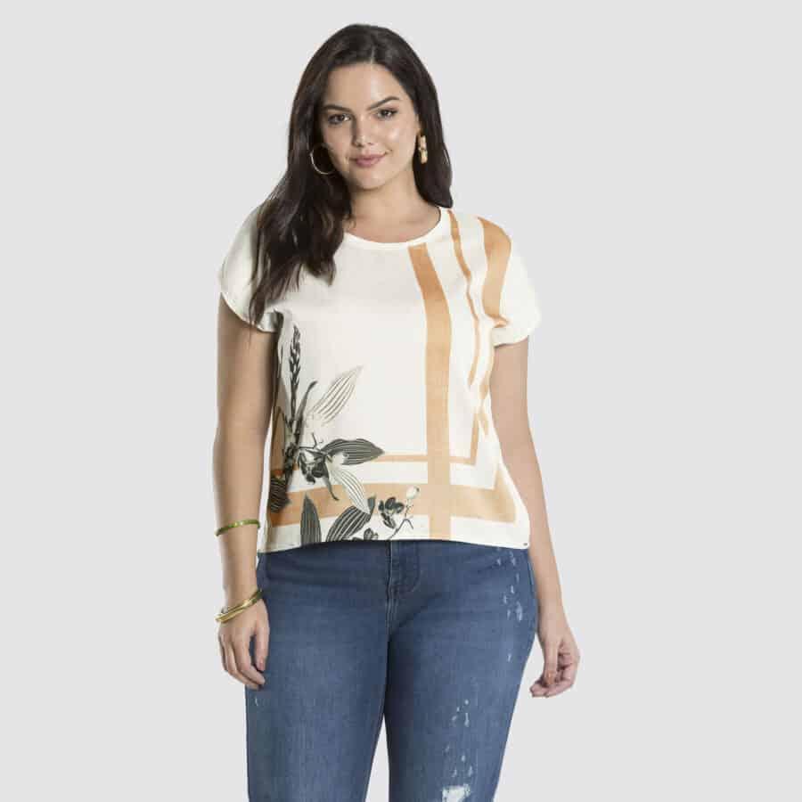Blusa Plus Size 47144