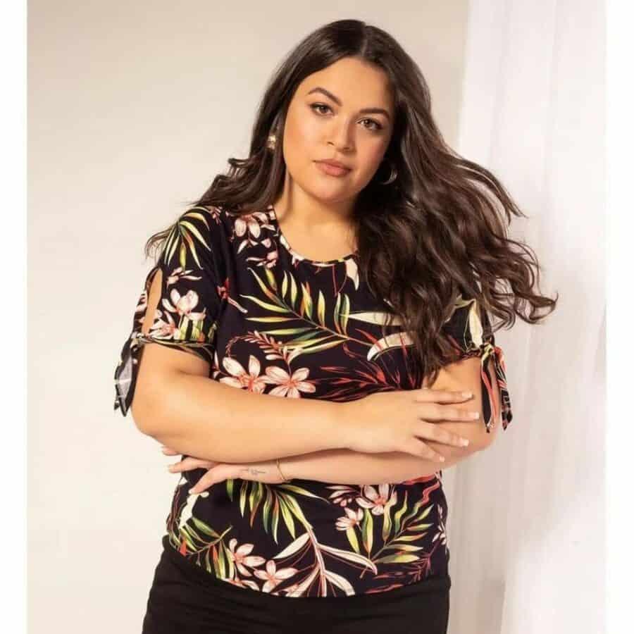 Blusa Plus Size 6151856