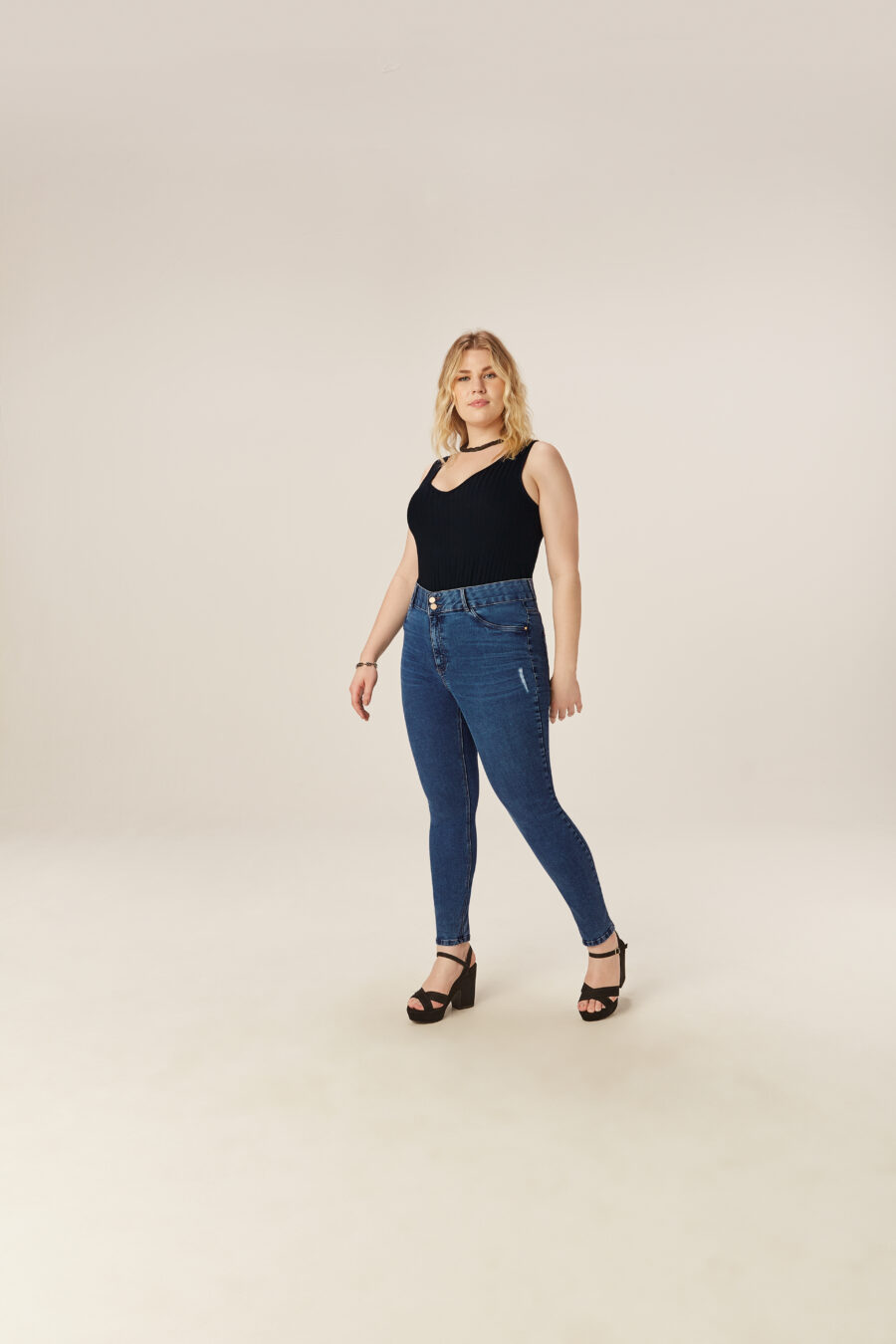 Calça Jeans 78686