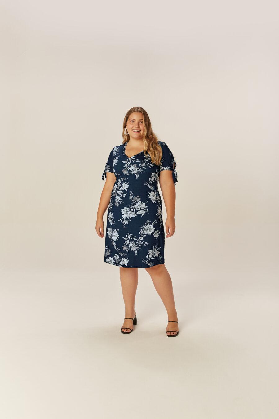 Vestido Plus Size 81135