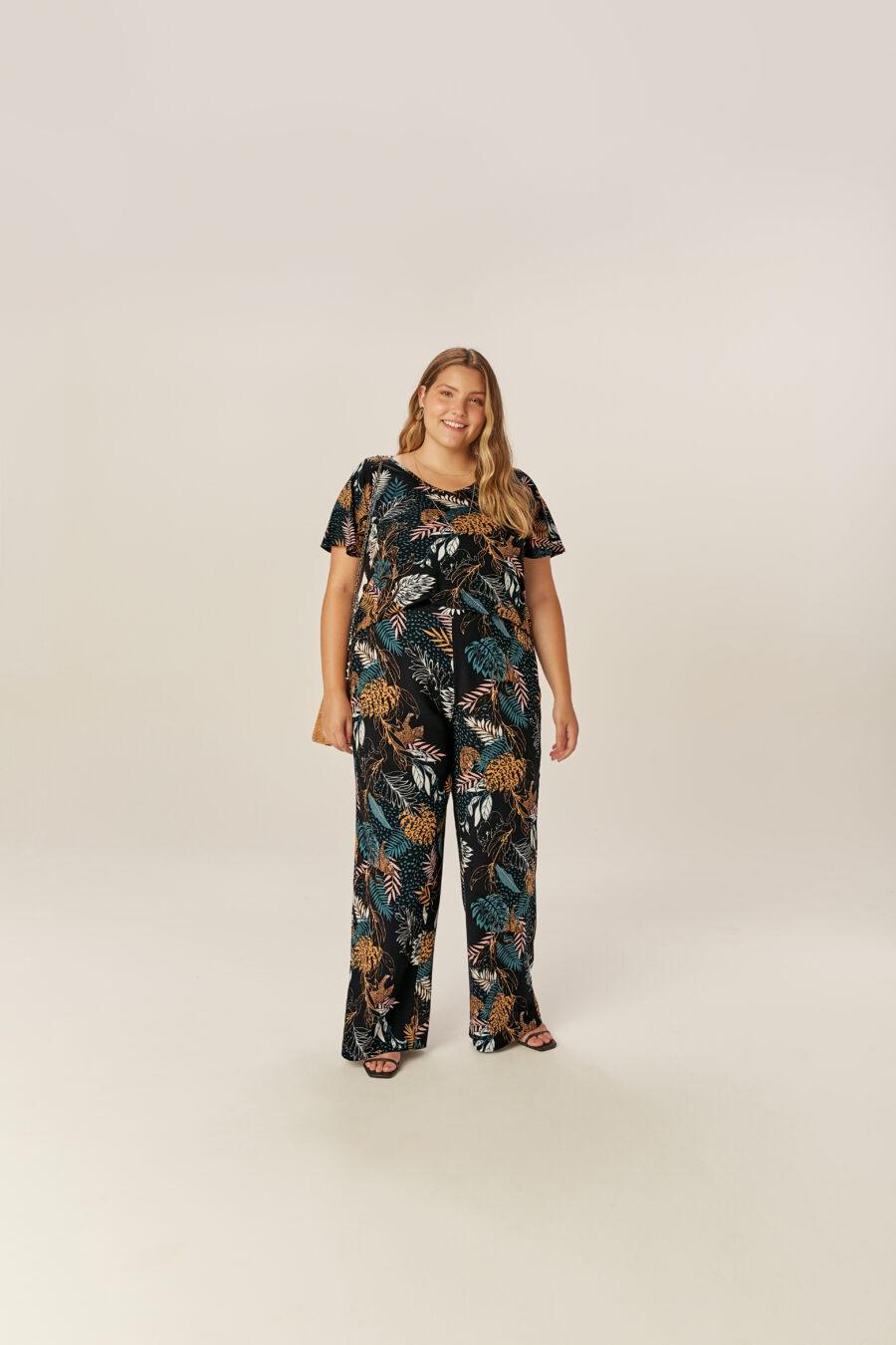 Calça Pantalona 81140