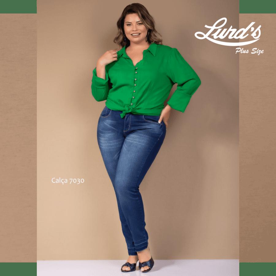 Calça Jeans 7030