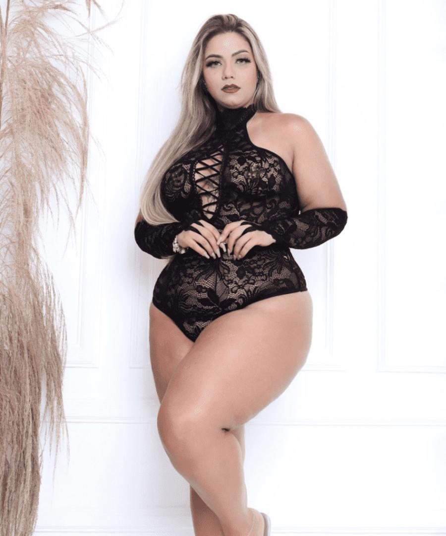 Body Plus Size 2276