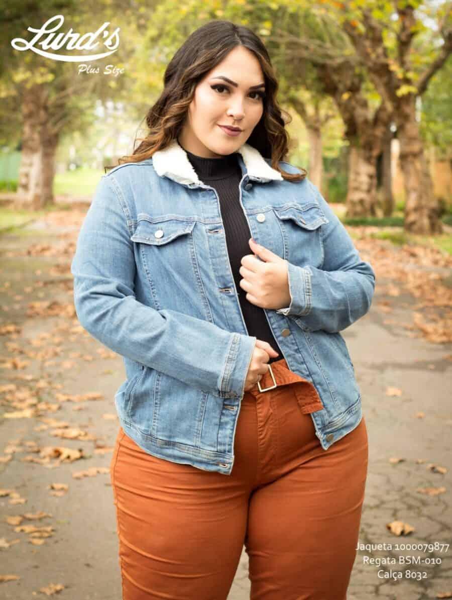Jaqueta Jeans 79877