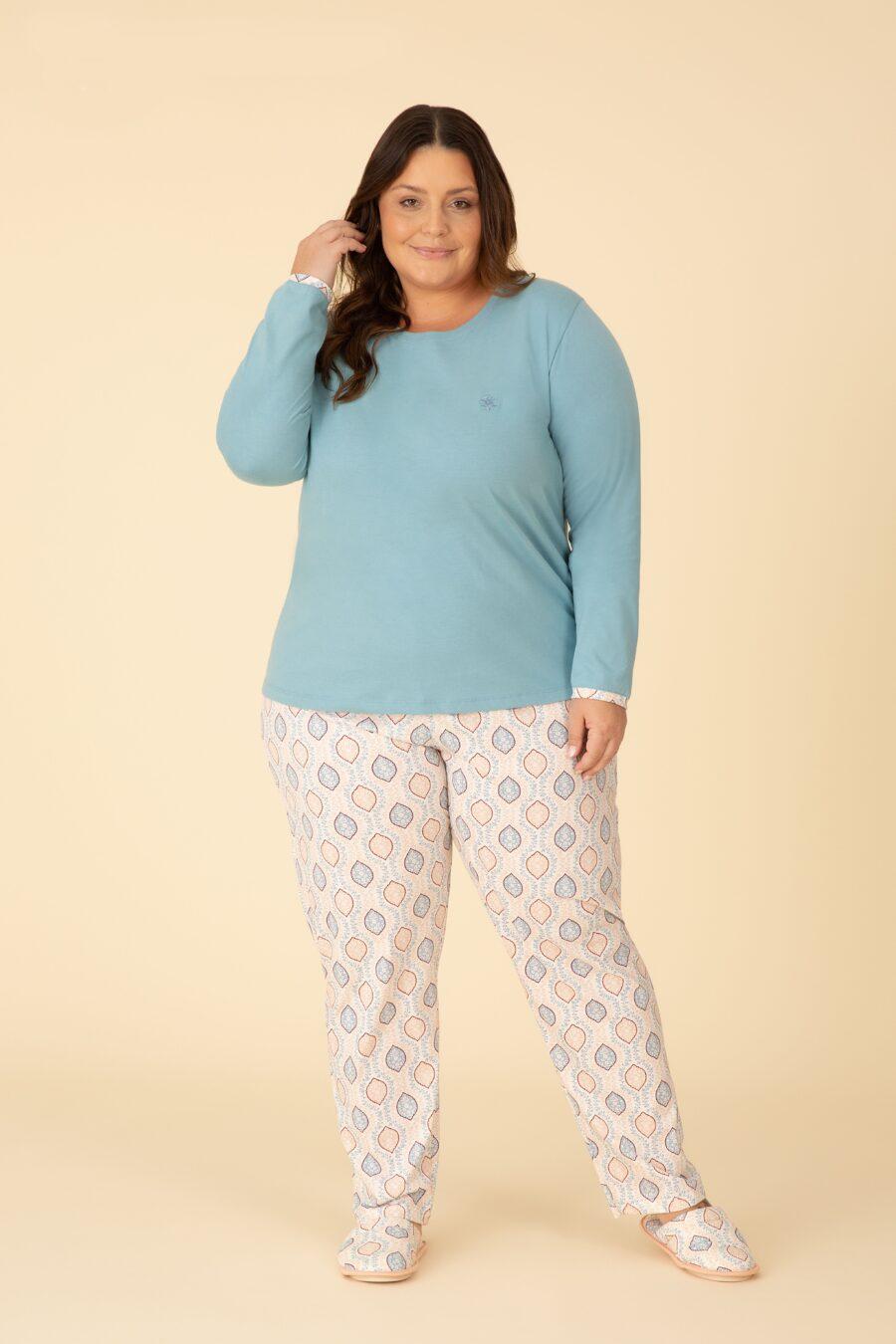 Pijama Plus Size 90090