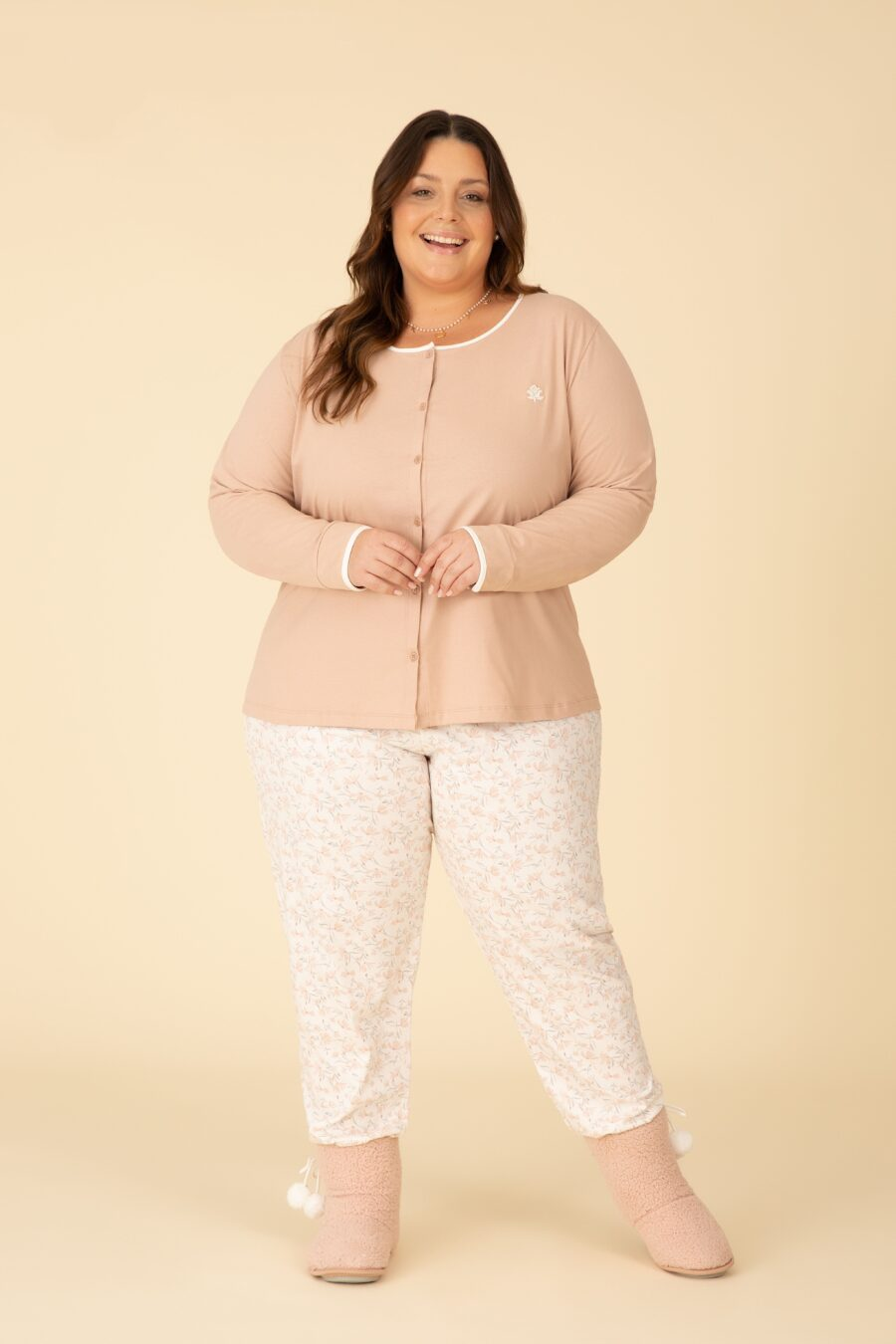 Pijama Plus Size 90091