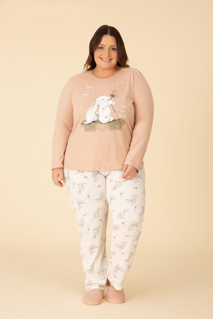 Pijama Plus Size 90096