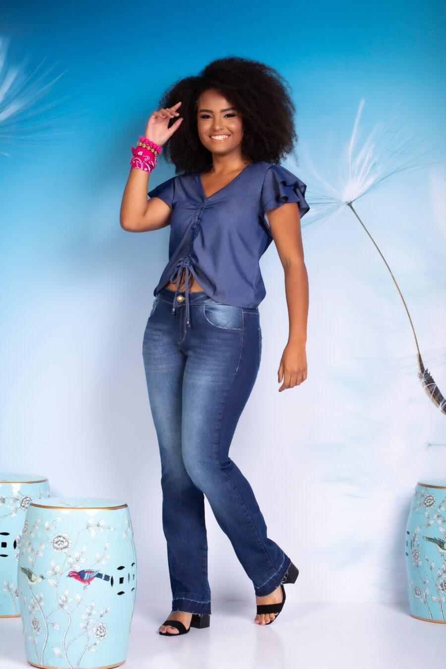 Blusa Plus Size 13173