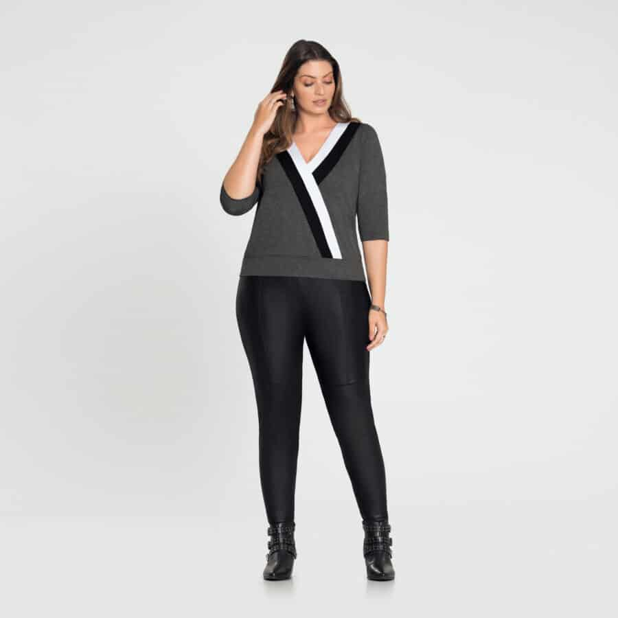 Blusa Plus Size 60166