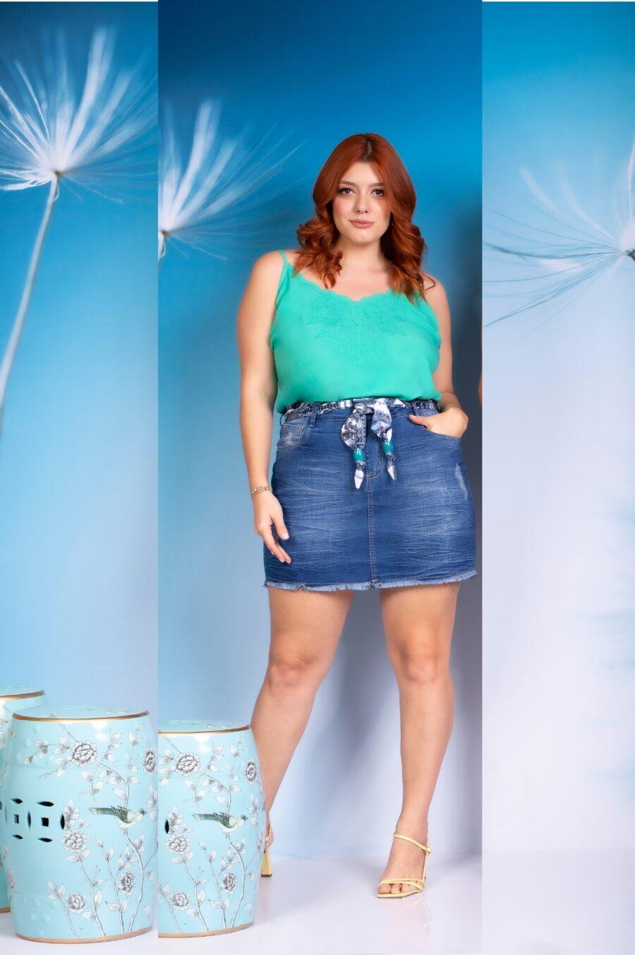 Saia Plus Size 8283
