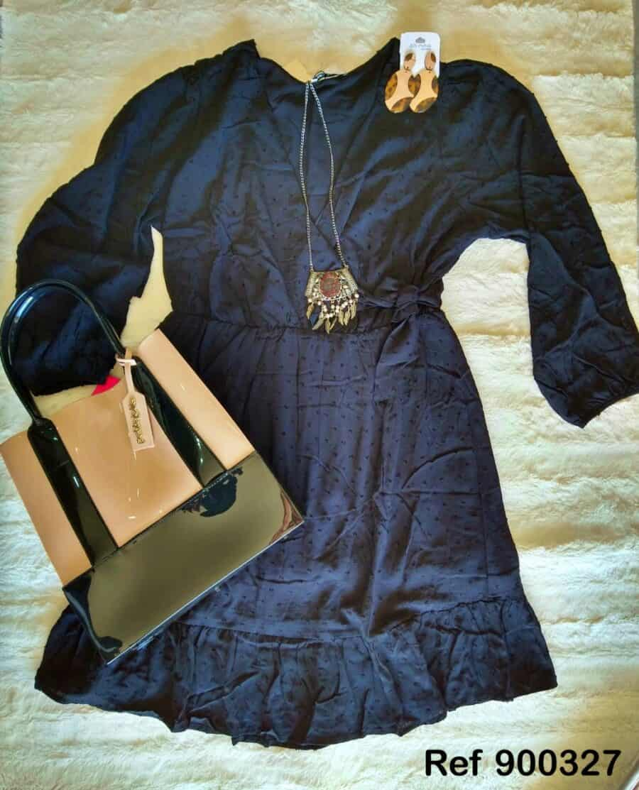Vestido Plus Size 900327