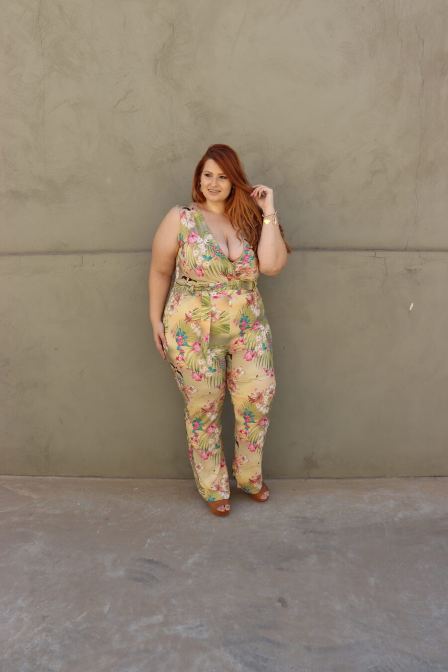Macacao Plus Size 900265